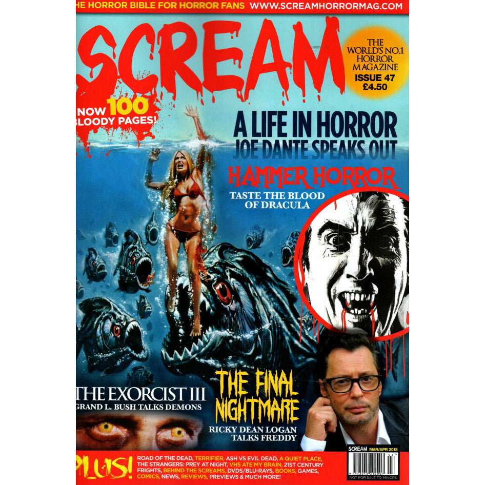Scream Magazine #47