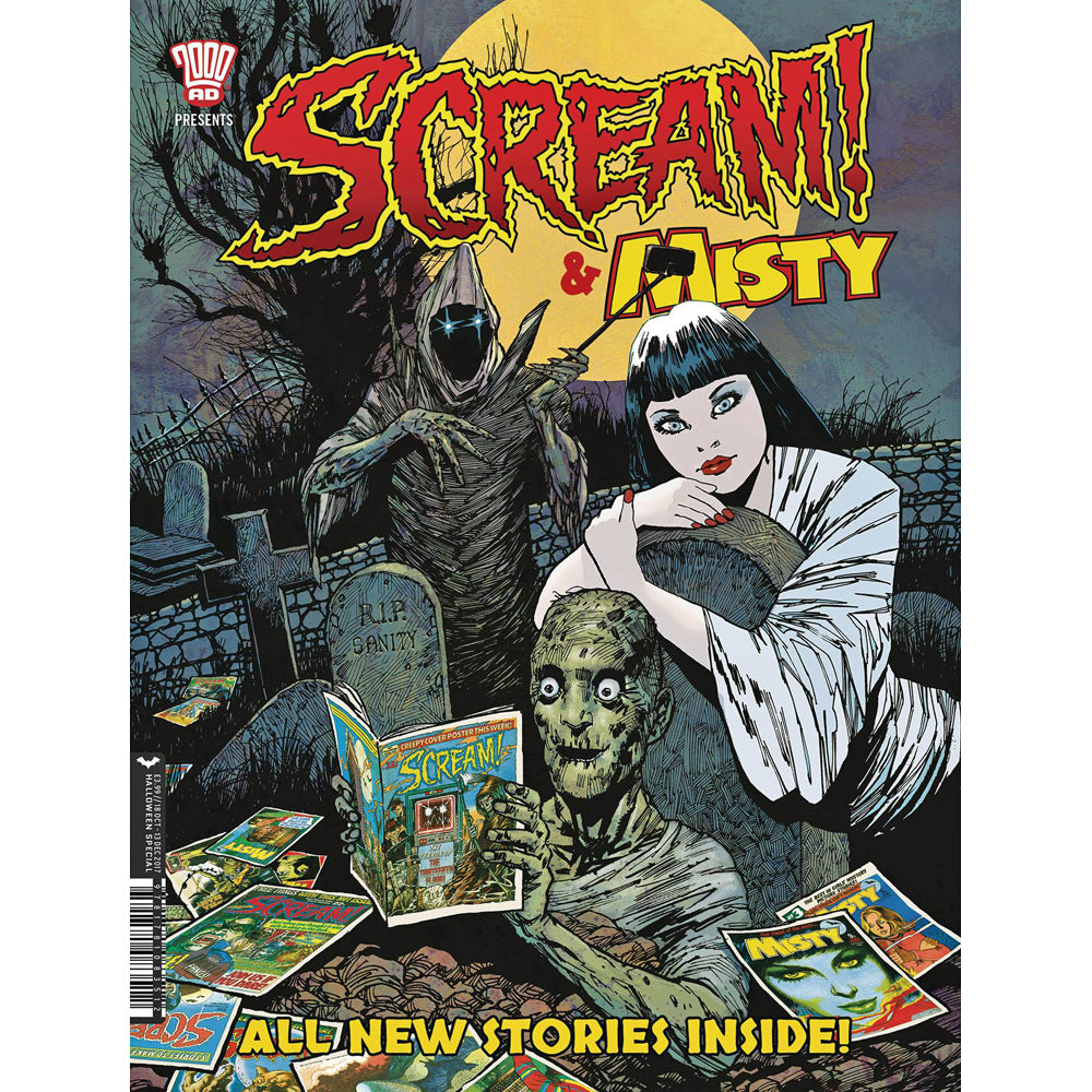 Scream And Misty Special #1