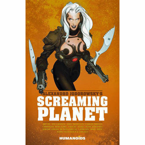 Alexandro Jodorowsky's Screaming Planet