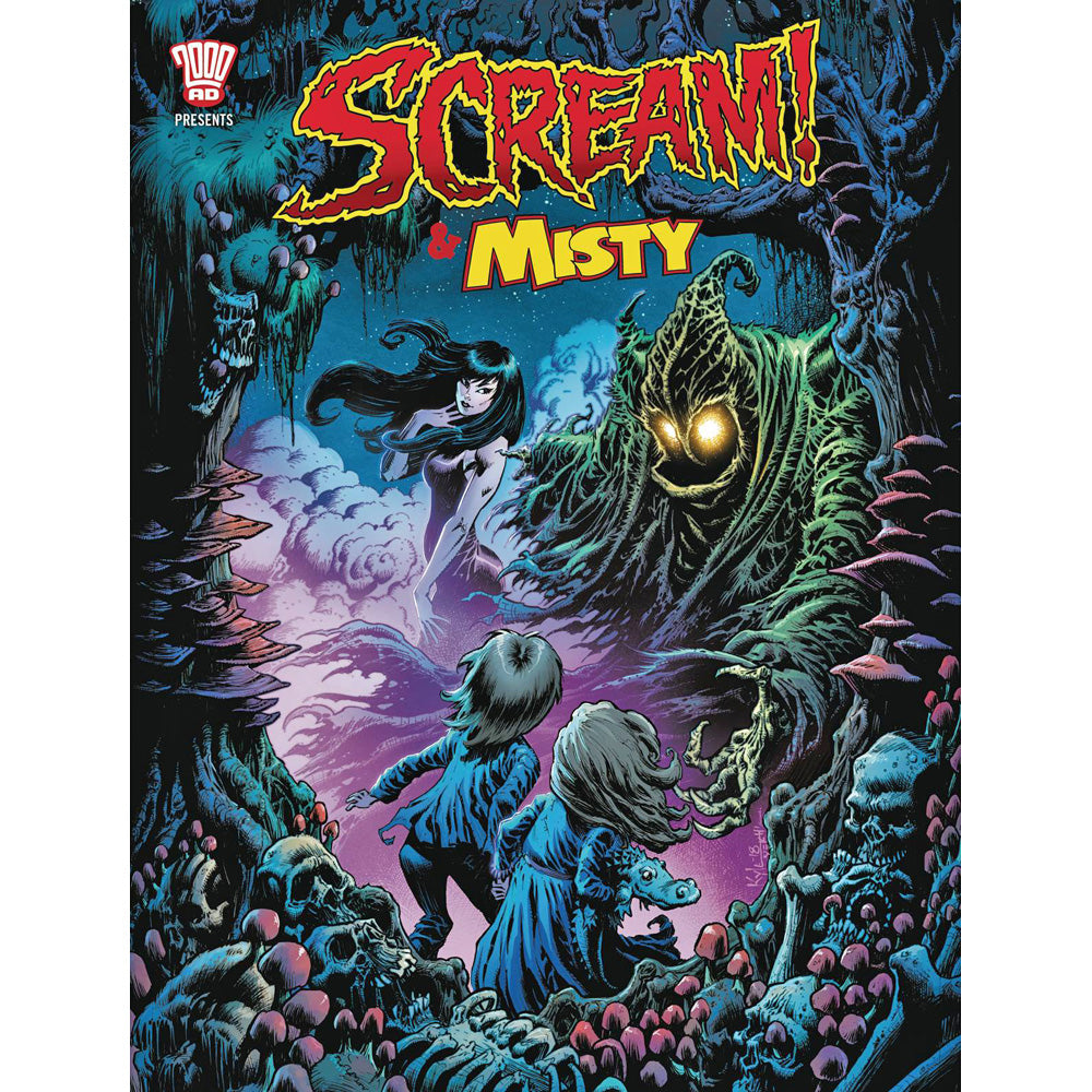 Scream And Misty Halloween Special 2018