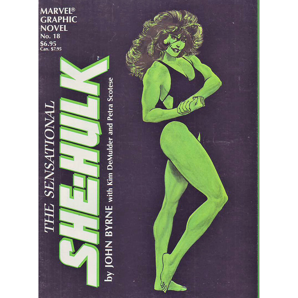 Sensational She-Hulk