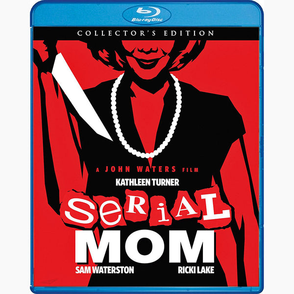 Serial Mom Blu-Ray - SIGNED
