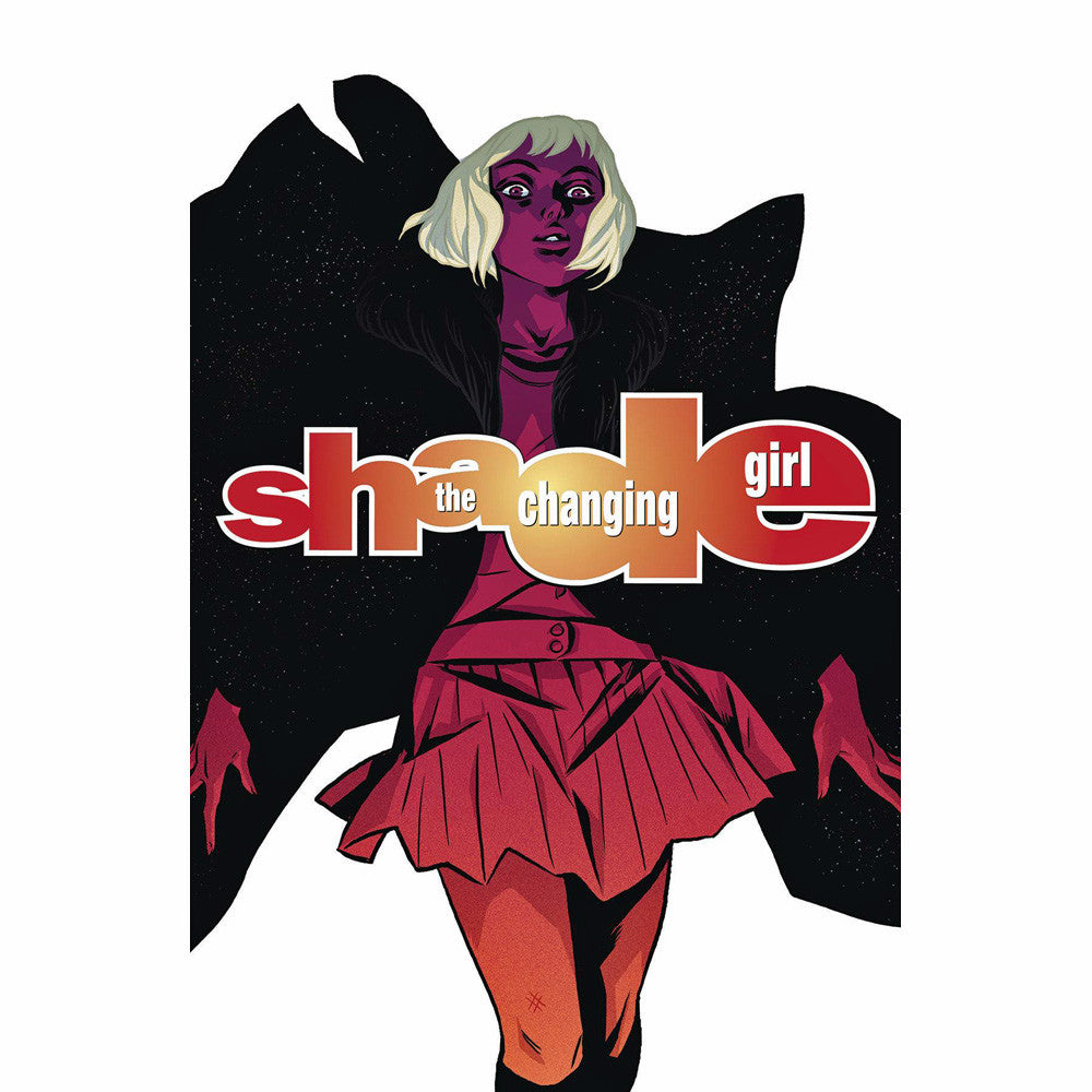 Shade The Changing Girl #4