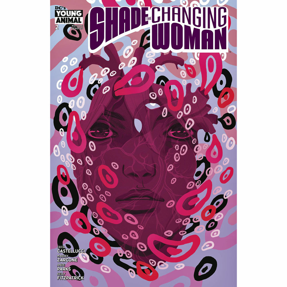 Shade The Changing Woman #2