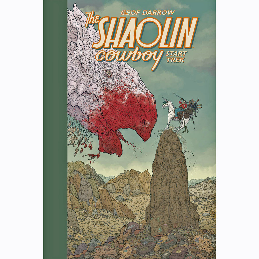 Shaolin Cowboy: Start Trek
