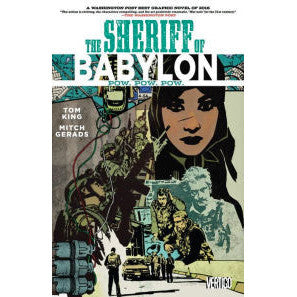 Sheriff Of Babylon Volume 2: Pow Pow Pow