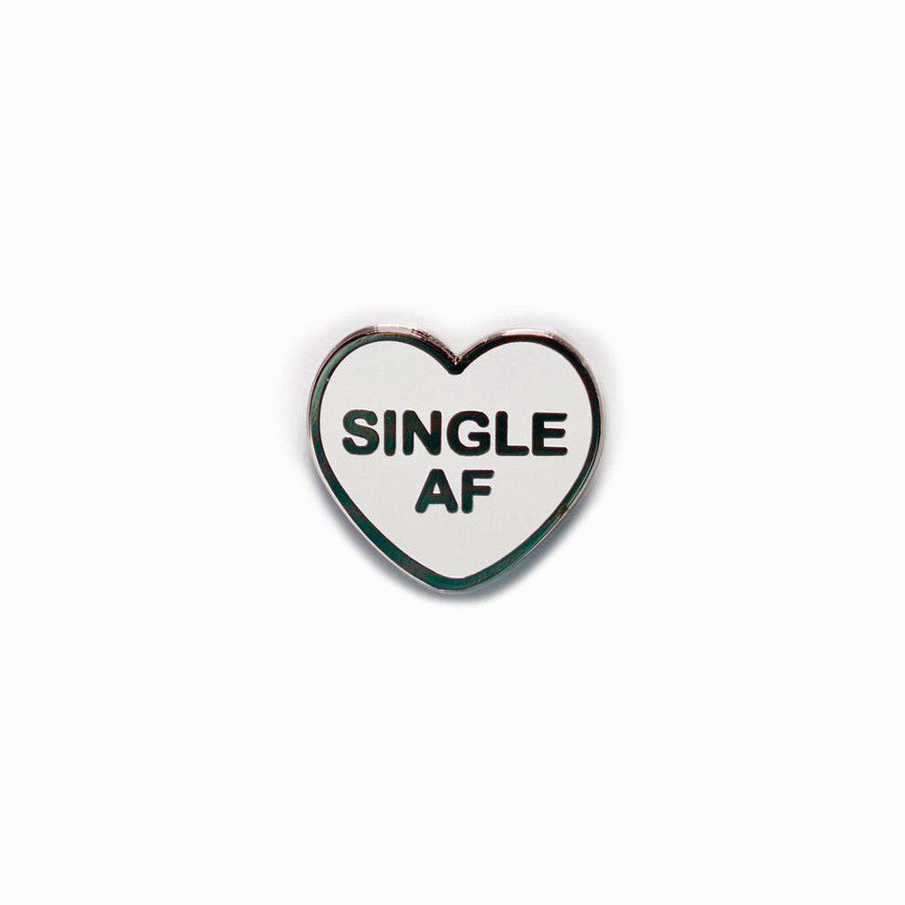 Single AF Candy Heart Pin