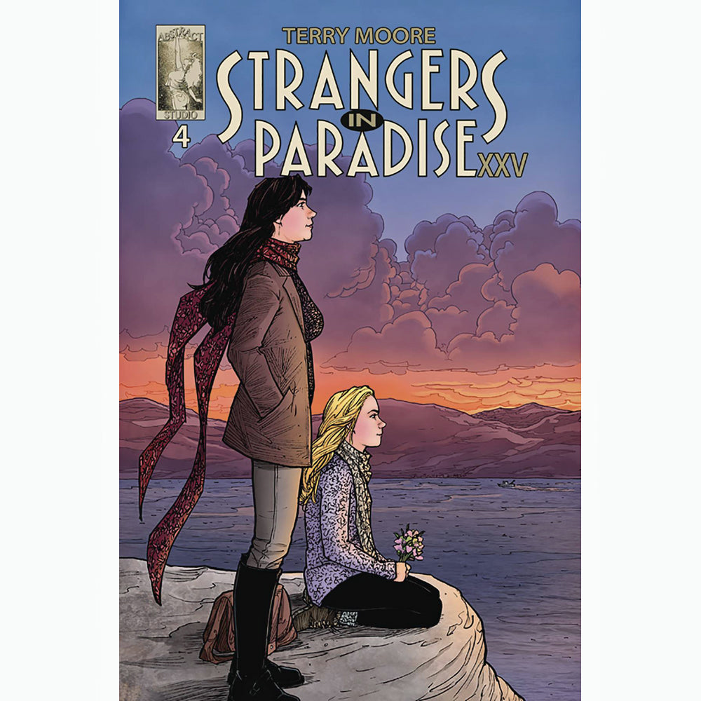 Strangers In Paradise XXV #4
