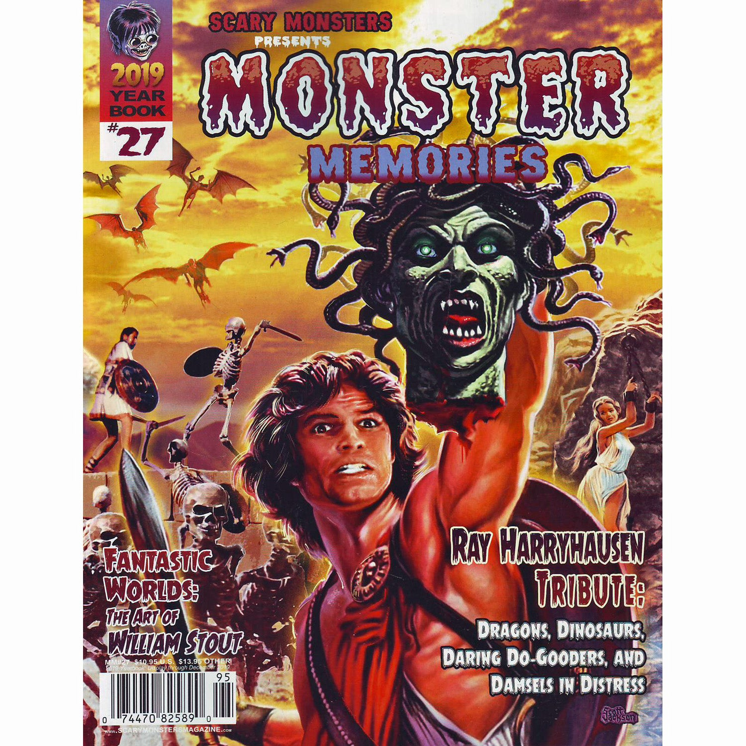 Scary Monsters Presents Monster Memories #27