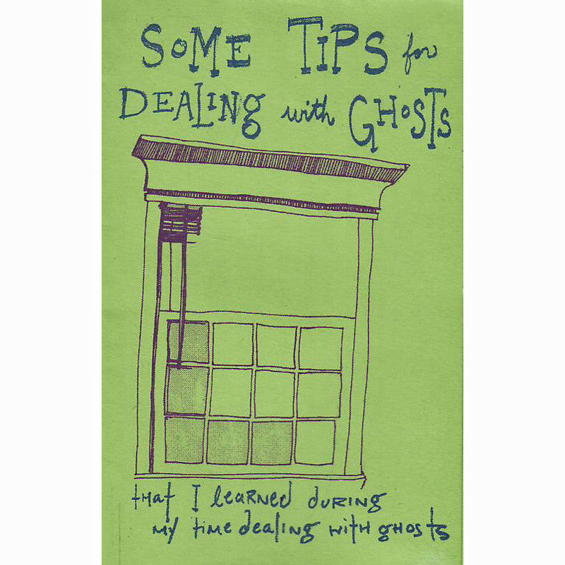 Some Tips For Dealing With Ghosts