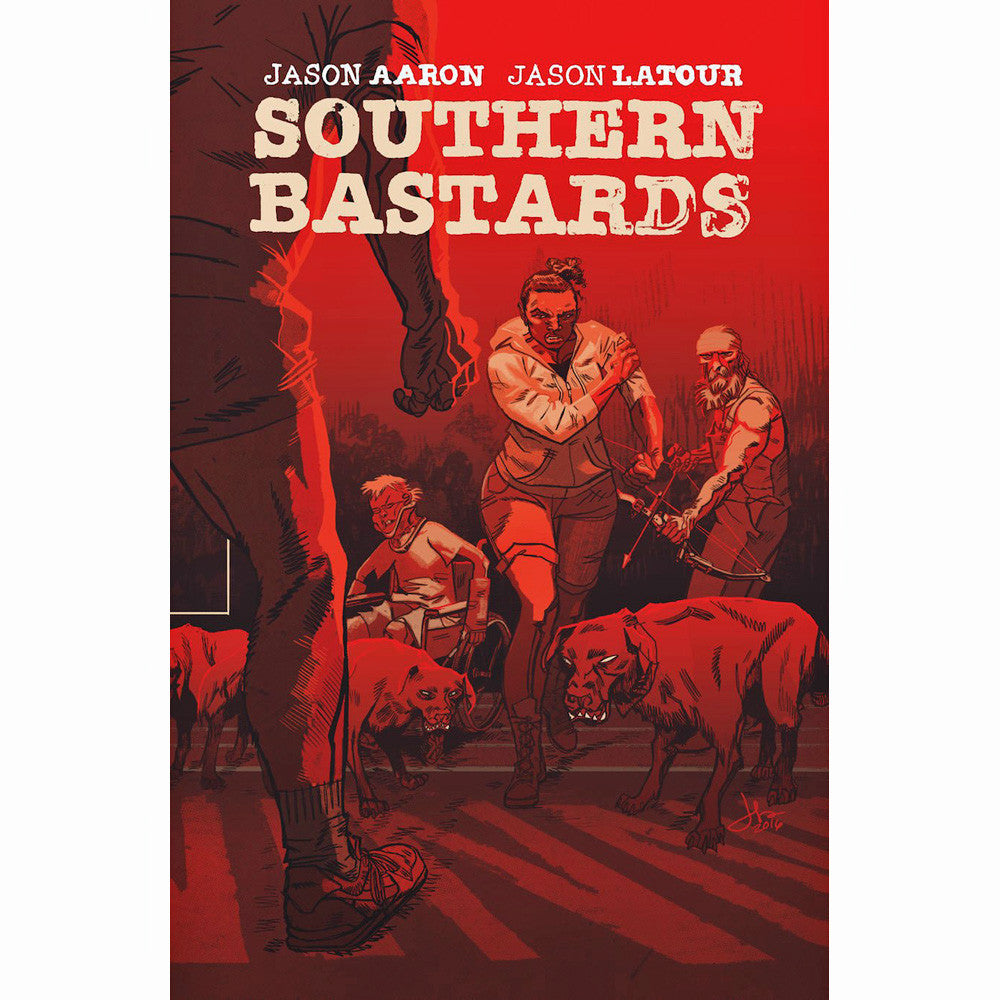 Southern Bastards Volume 4