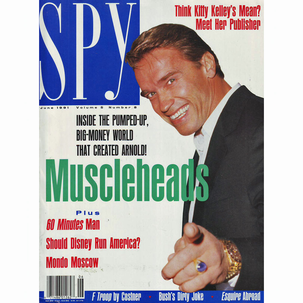 Spy Magazine (June 1991)