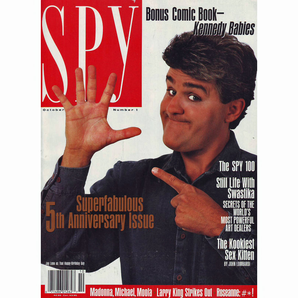 Spy Magazine (October 1991)