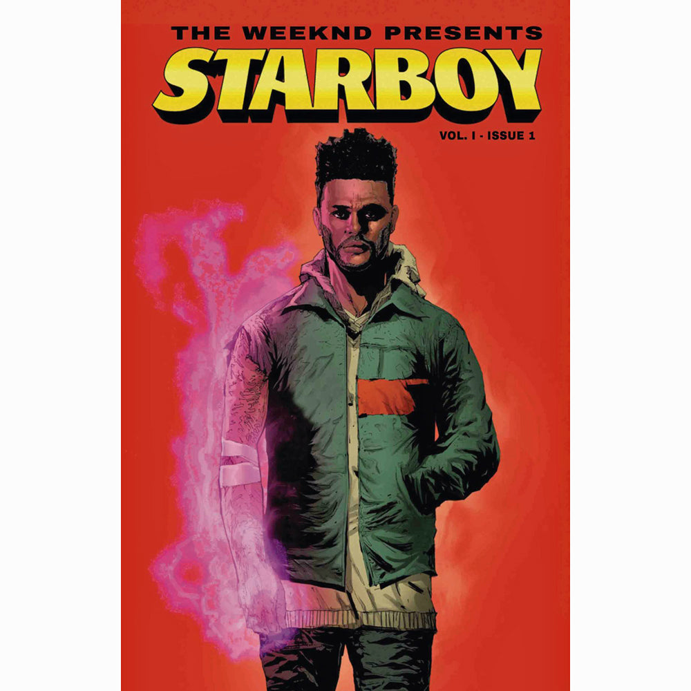 Weeknd Presents Starboy #1