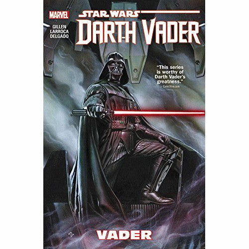 Star Wars Darth Vader Volume 1: Vader