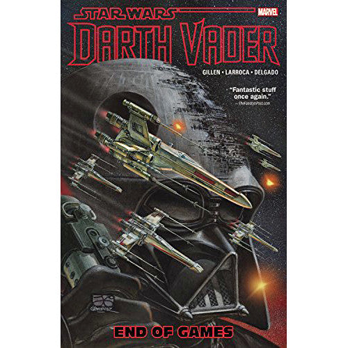 Star Wars Darth Vader Volume 4: End Of Games