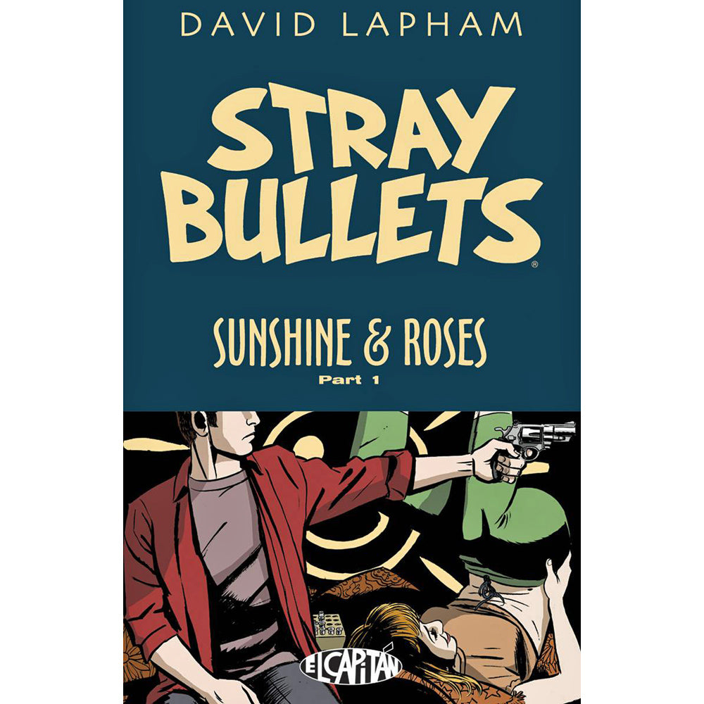 Stray Bullets Sunshine And Roses Volume 1