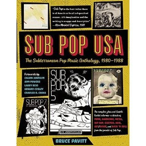 Sub Pop USA: The Subterranean Pop Music Anthology, 1980–1988