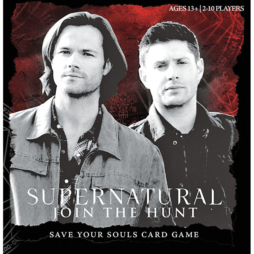 Supernatural Save Your Souls Card Game