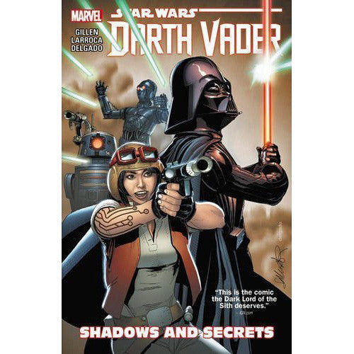 Star Wars Darth Vader Volume 2: Shadows And Secrets
