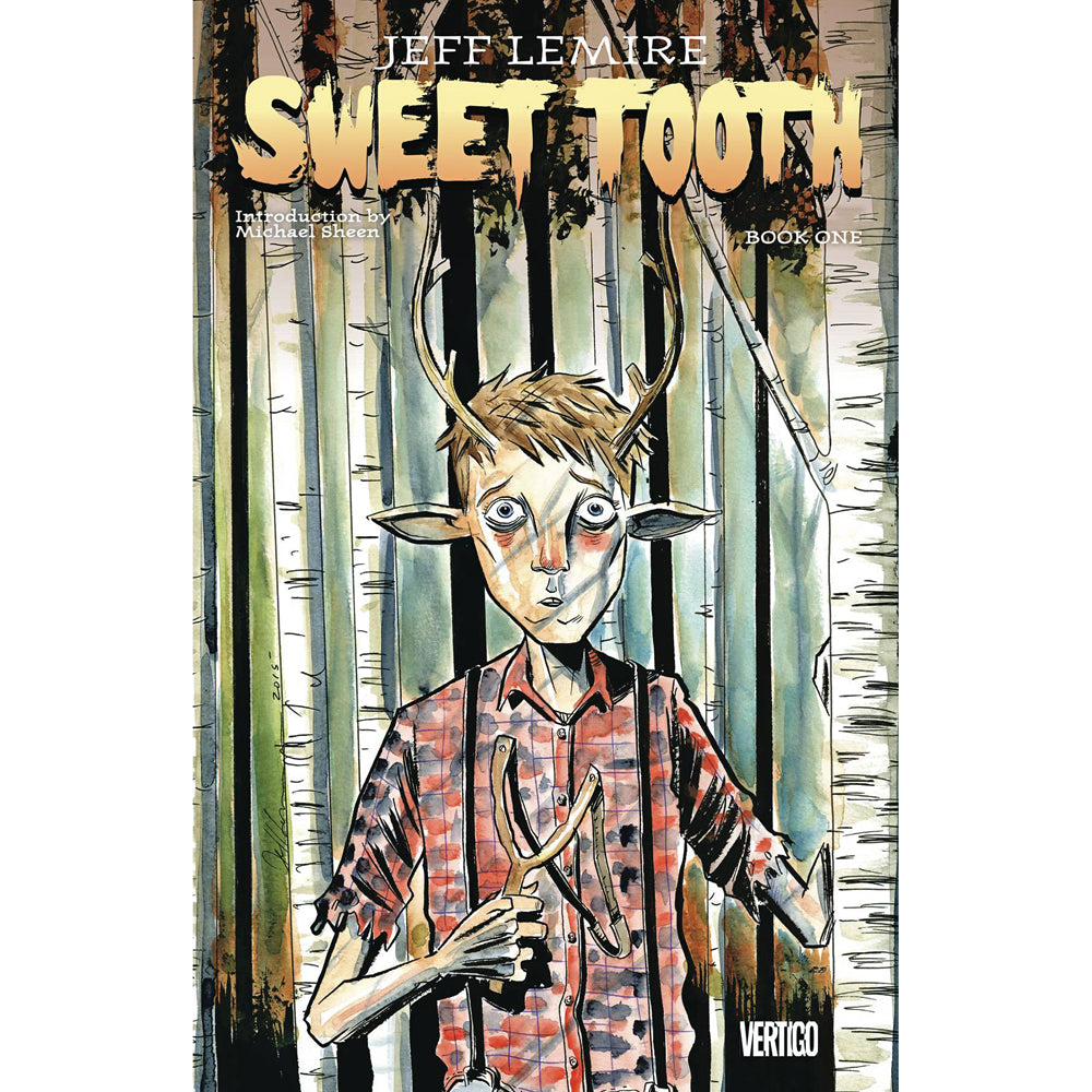 Sweet Tooth Book 1