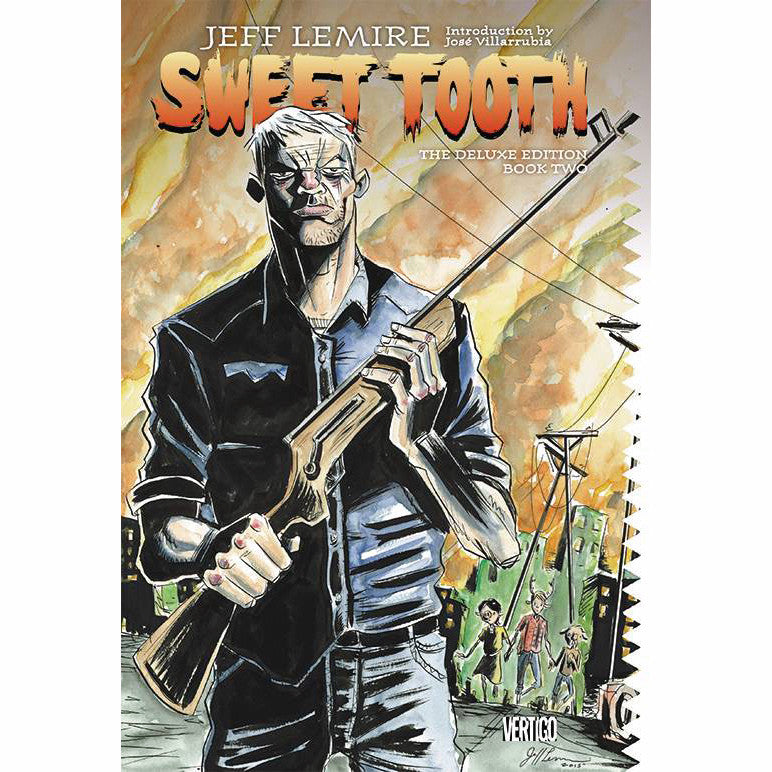 Sweet Tooth Book 2