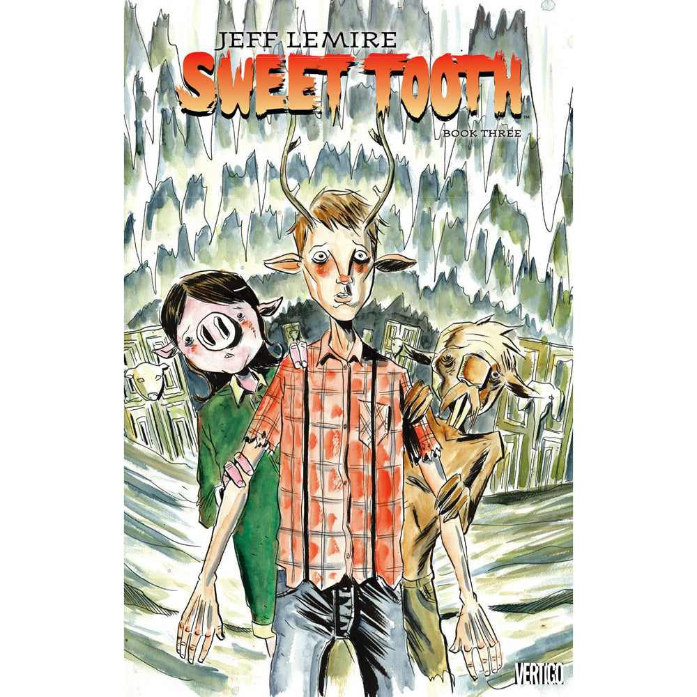 Sweet Tooth Book 3 (softcover)