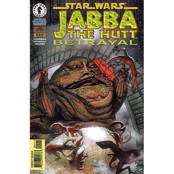 Star Wars: Jabba the Hutt - Betrayal
