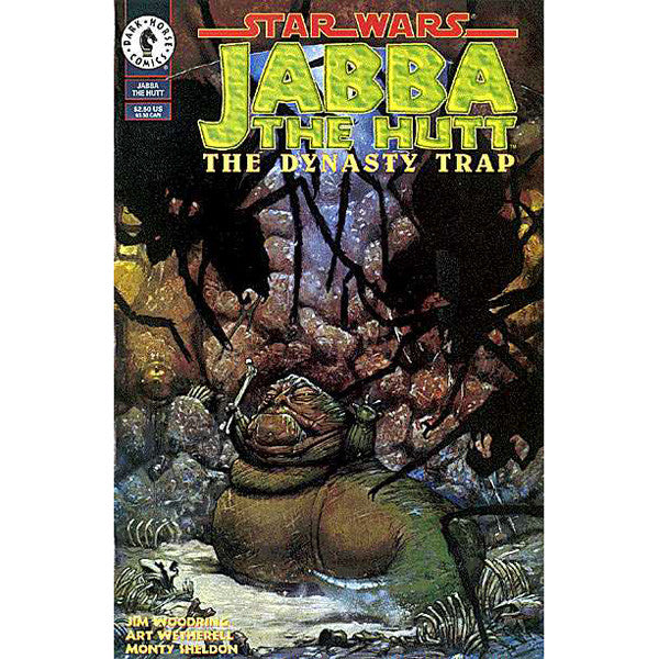 Star Wars: Jabba the Hutt - The Dynasty Trap