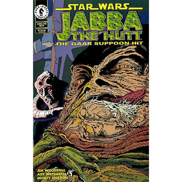 Star Wars: Jabba the Hutt - The Garr Suppoon Hit