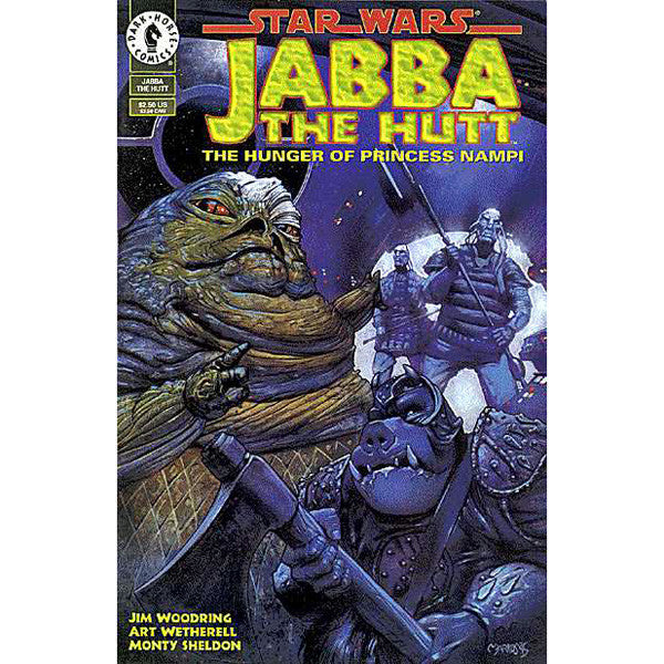 Star Wars: Jabba the Hutt - The Hunger of Princess Nampi