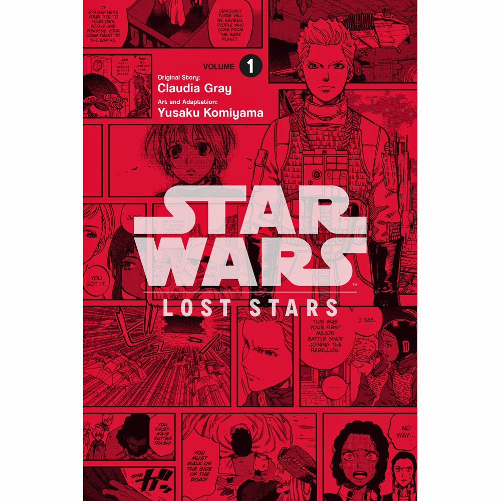 Star Wars: Lost Stars Volume 1