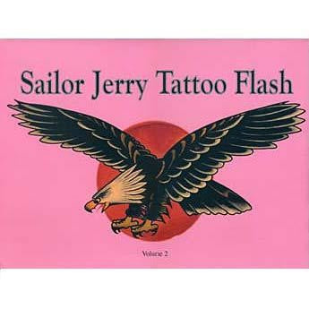 Sailor Jerry Tattoo Flash Volume 2