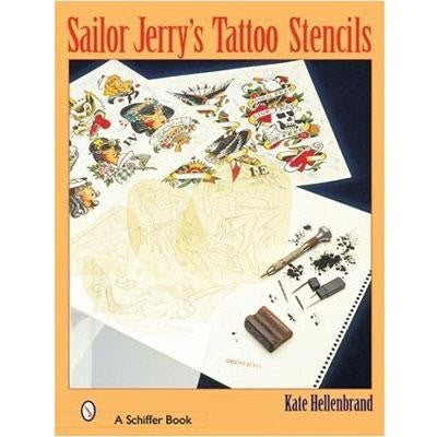 Sailor Jerry's Tattoo Stencils I