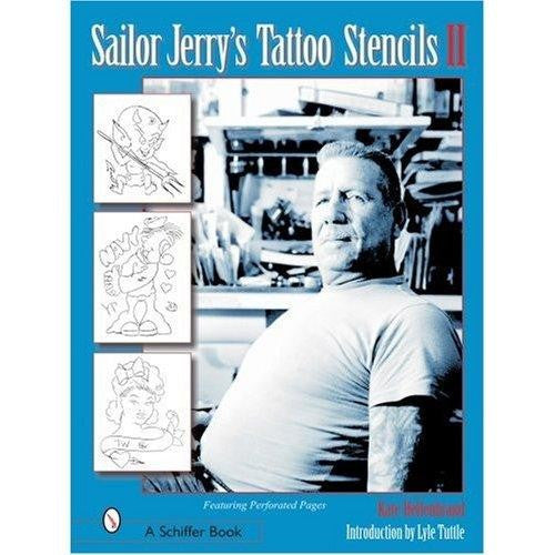 Sailor Jerry's Tattoo Stencils II
