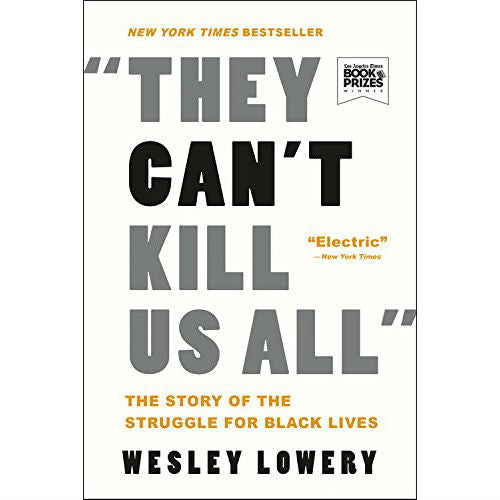 They Can't Kill Us All (paperback)