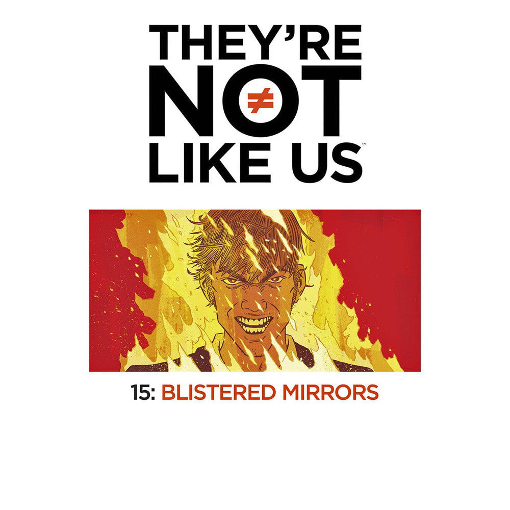 They're Not Like Us #15