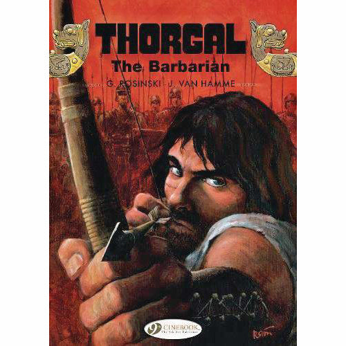 Thorgal Volume 19: The Barbarian