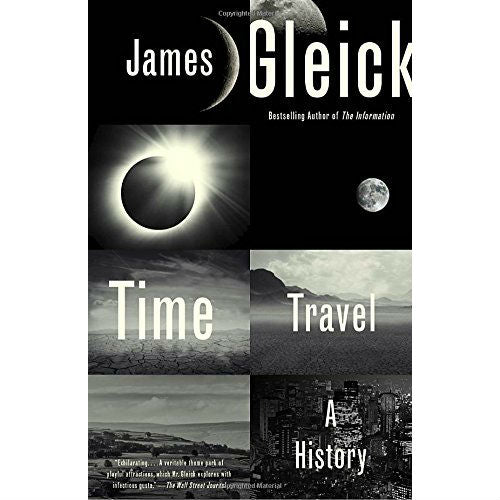 Time Travel: A History (paperback)