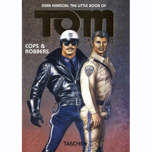 Little Book of Tom of Finland: Cops And Robbers