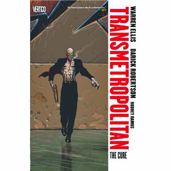 Transmetropolitan Volume 09: The New Cure