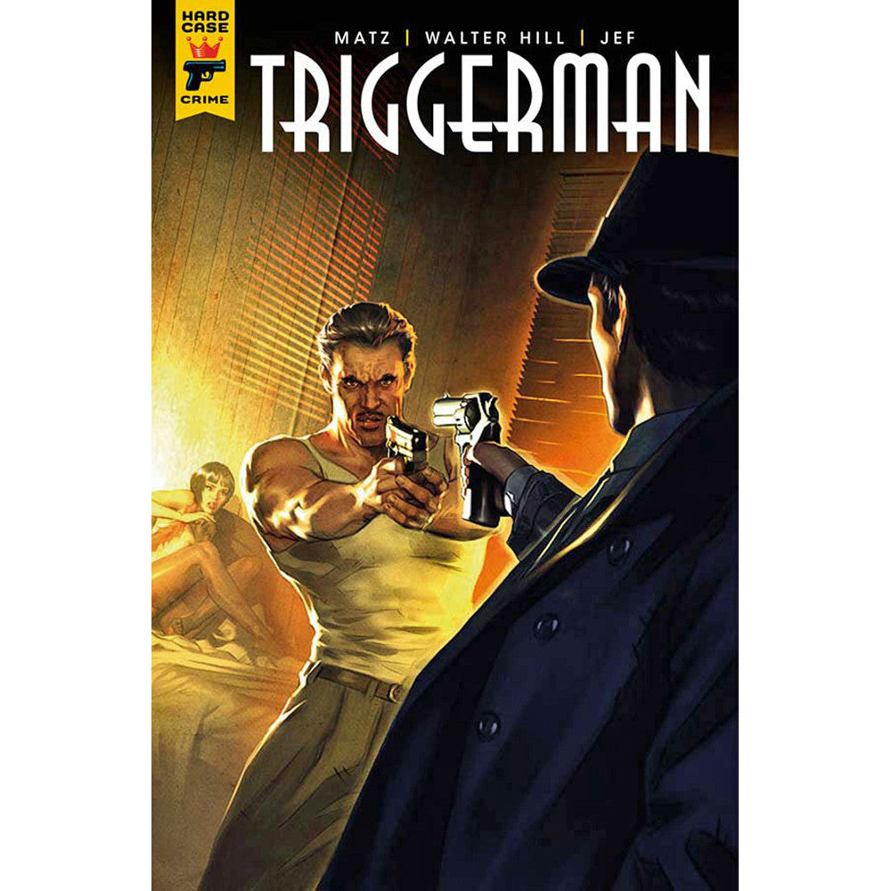 Hard Case Crime: Triggerman #2