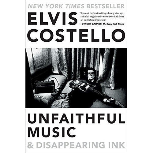 Unfaithful Music And Disappearing Ink