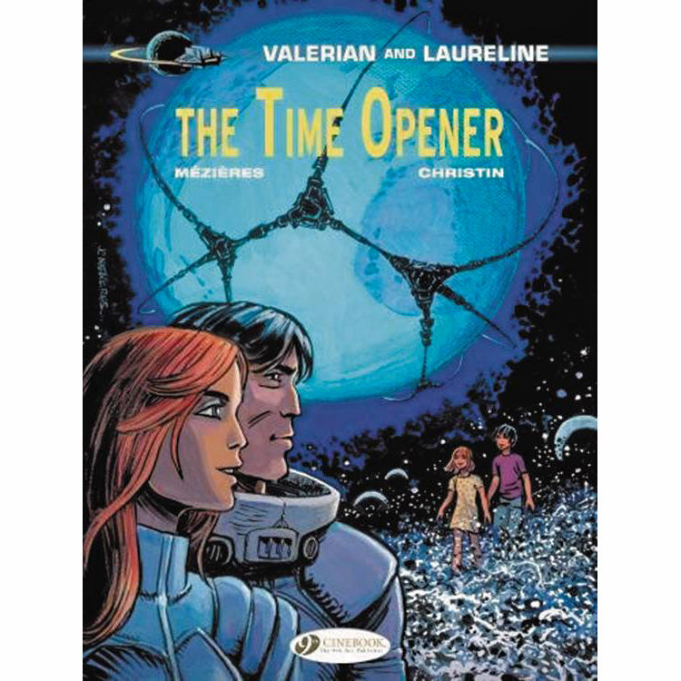 Valerian Volume 21: Time Opener
