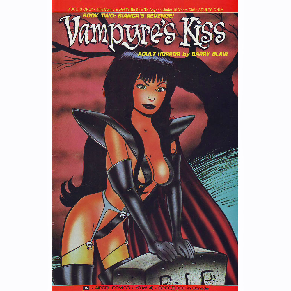 Vampyre's Kiss Book 2 #3