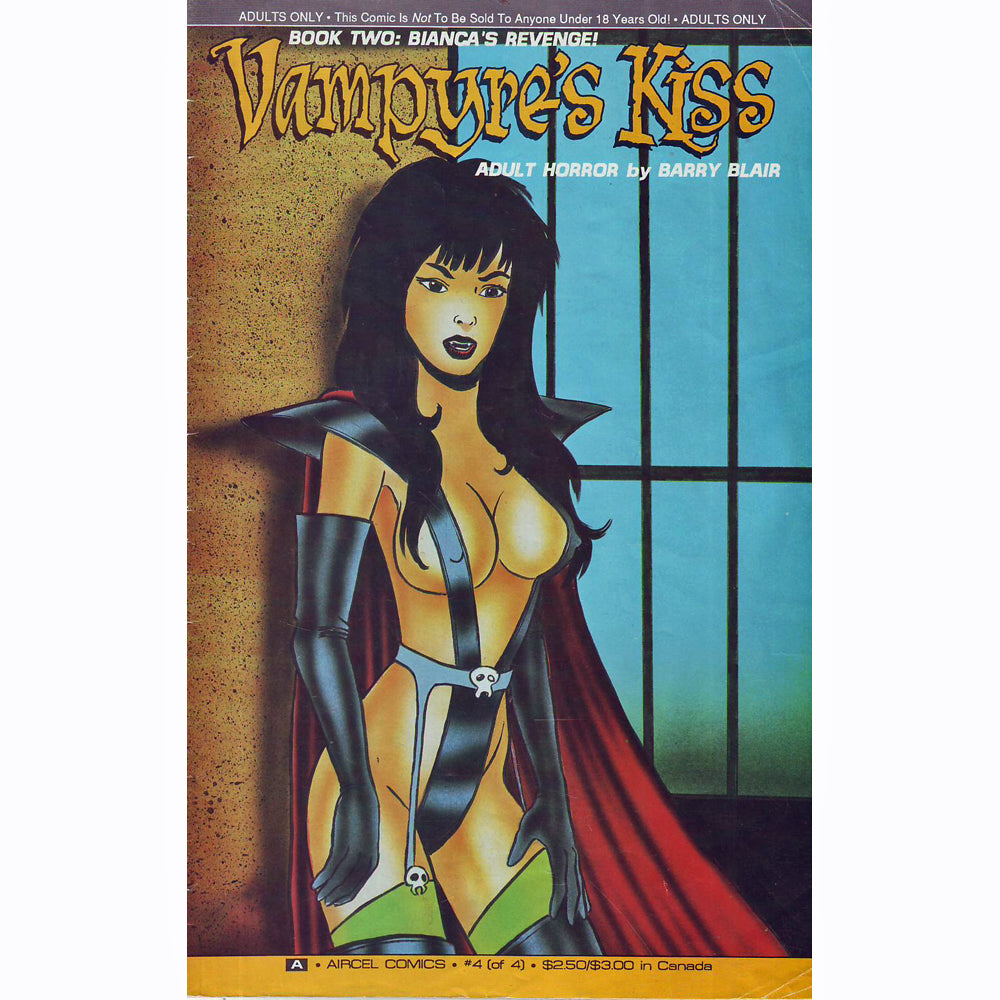 Vampyre's Kiss Book 2 #4