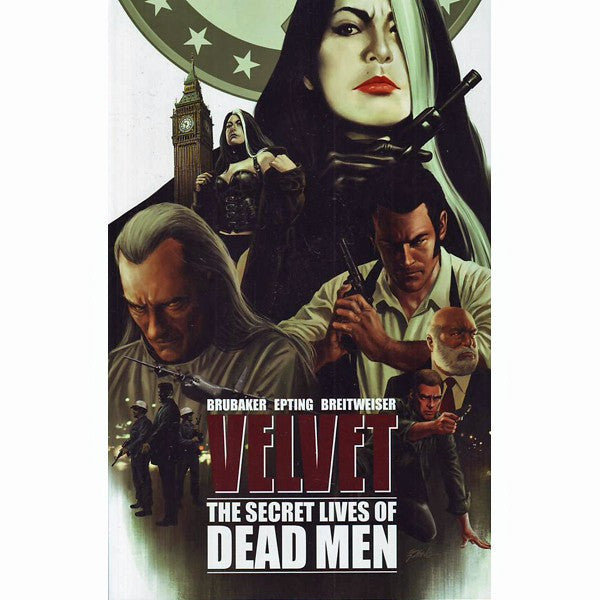 Velvet Volume 2: The Secret Lives Of Dead Men
