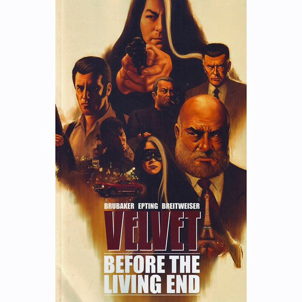 Velvet Volume 1: Before The Living End