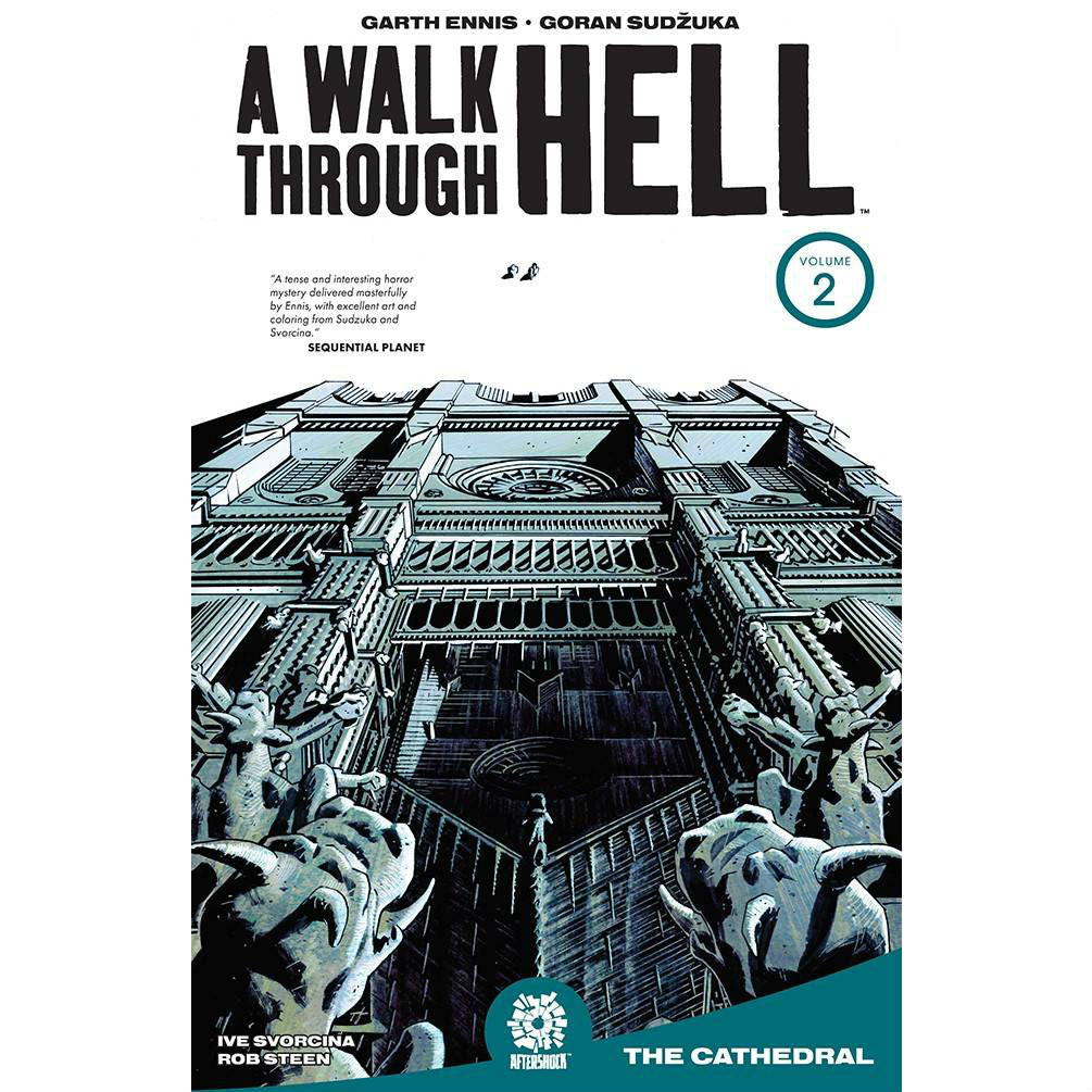 Walk Through Hell Volume 2: The Cathedral