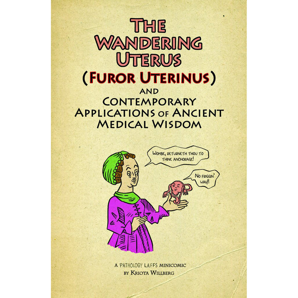 Wandering Uterus (Furor Uterinus) and Contemporary Applications of Ancient Medical Wisdom